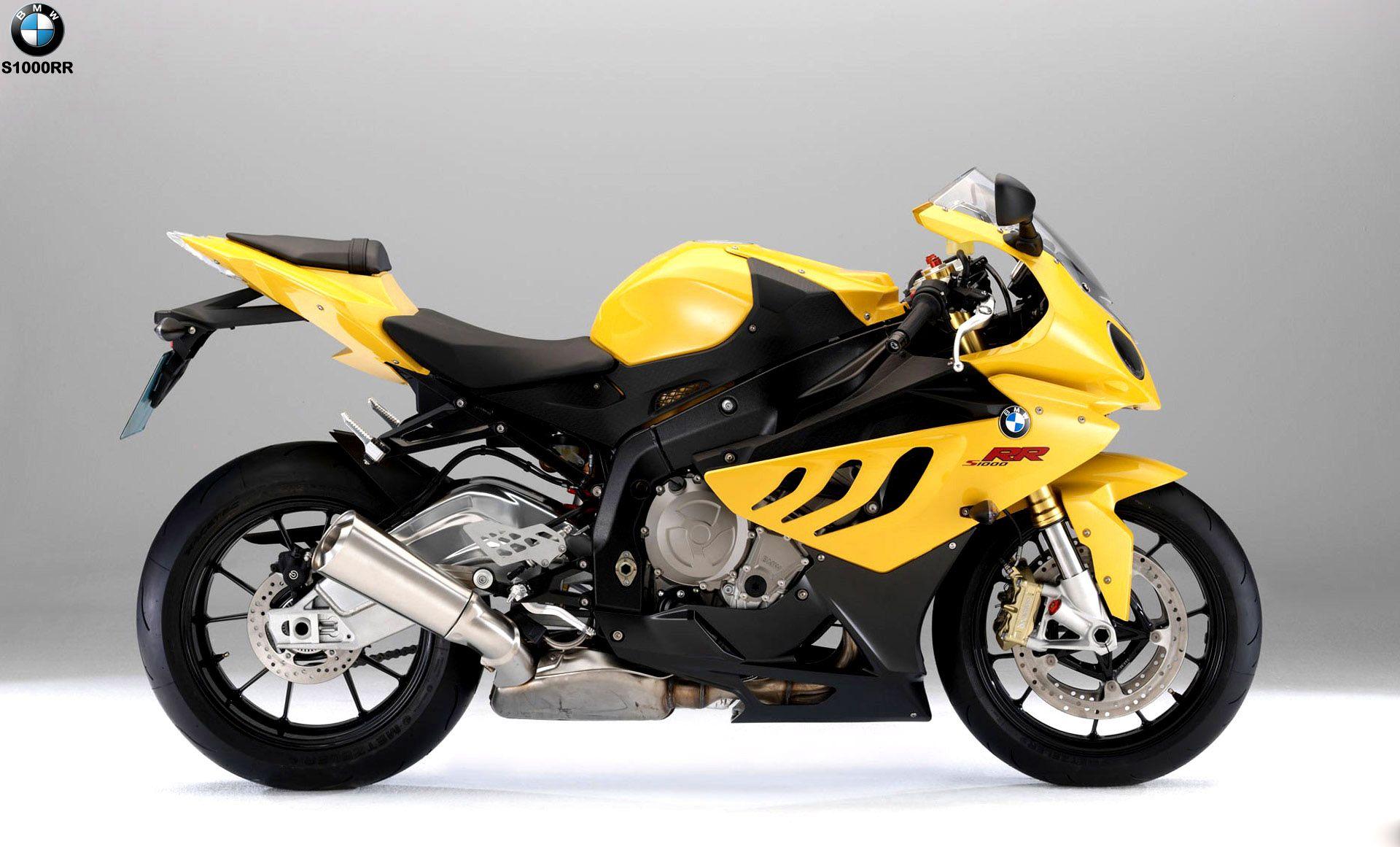 Stylish Yellow Bmw S1000rr Hd Photos Wallpaper Bmw Motorrad Bmw