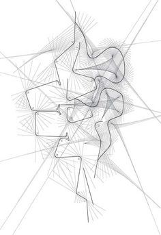 Miralles Lines, Curvature Analysis through Graphic Differential