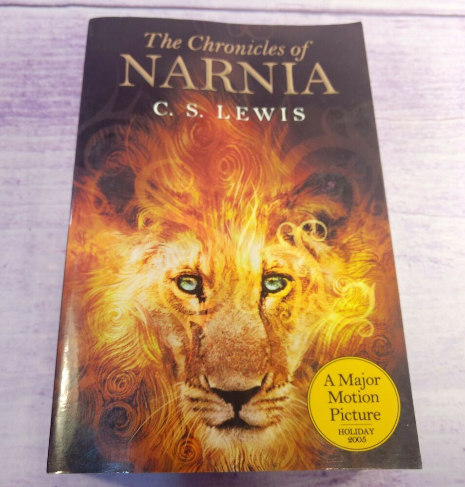 Complete Chronicles of Narnia by C S Lewis Softcover 2001