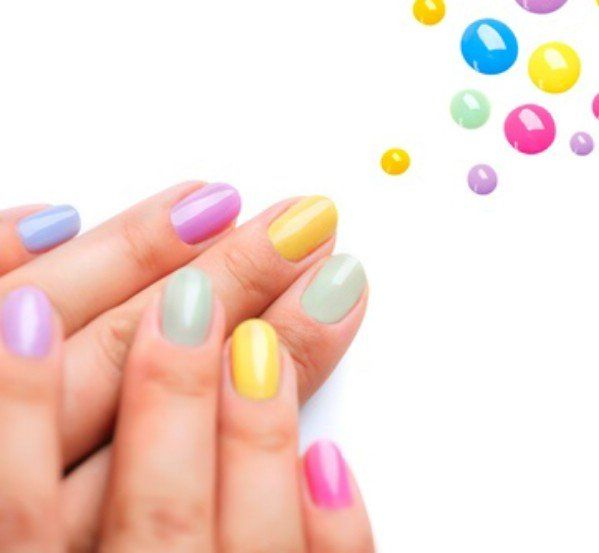 Fast-Dry Your Nail Polish - you can simply dip your nails into ice ...