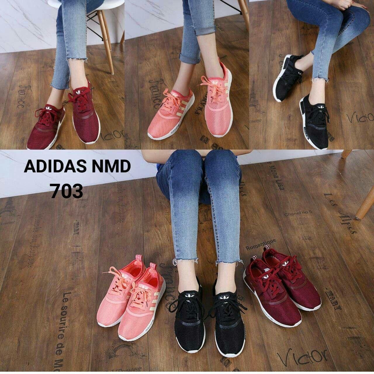 Adidas Nmd 703 Kualitas Semi Platinium Insole 36 22cm 37 22