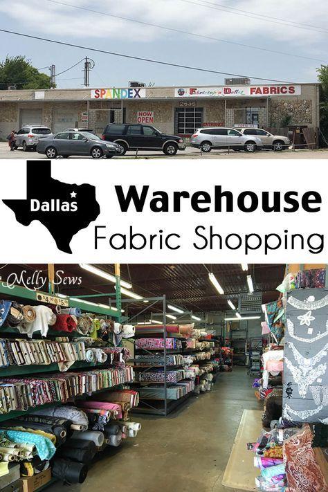 Fabric Warehouse Shopping in Dallas | Fabric shop, Fabrics and ... : quilt stores dallas - Adamdwight.com