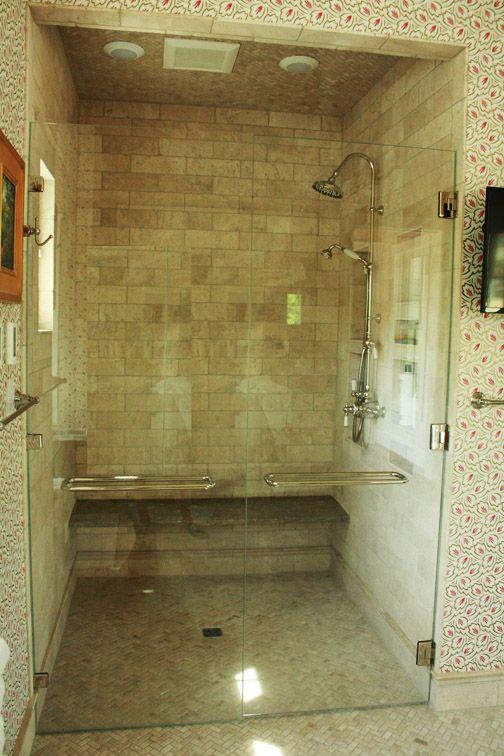 Lake House shower tile by Tillman Companies | Tile Work | Pinterest ...