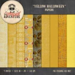 yellow-halloween-papers-preview1