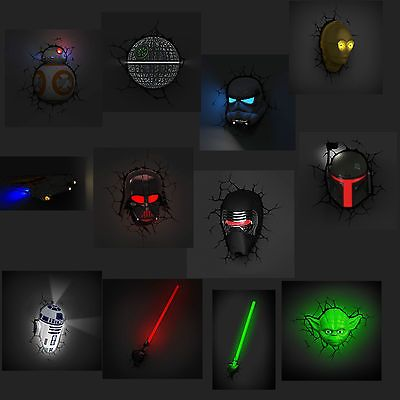 Star Wars The Force Awakens Led Wall
