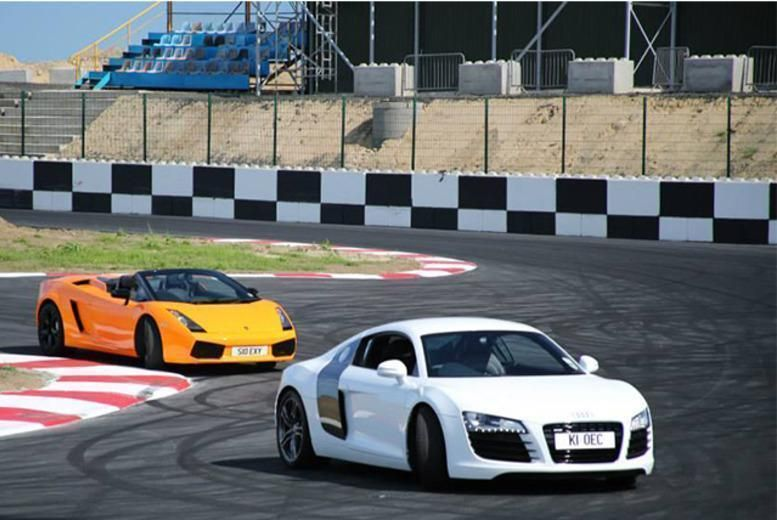 2hr Supercar Driving Experience Supercar Driving Experience