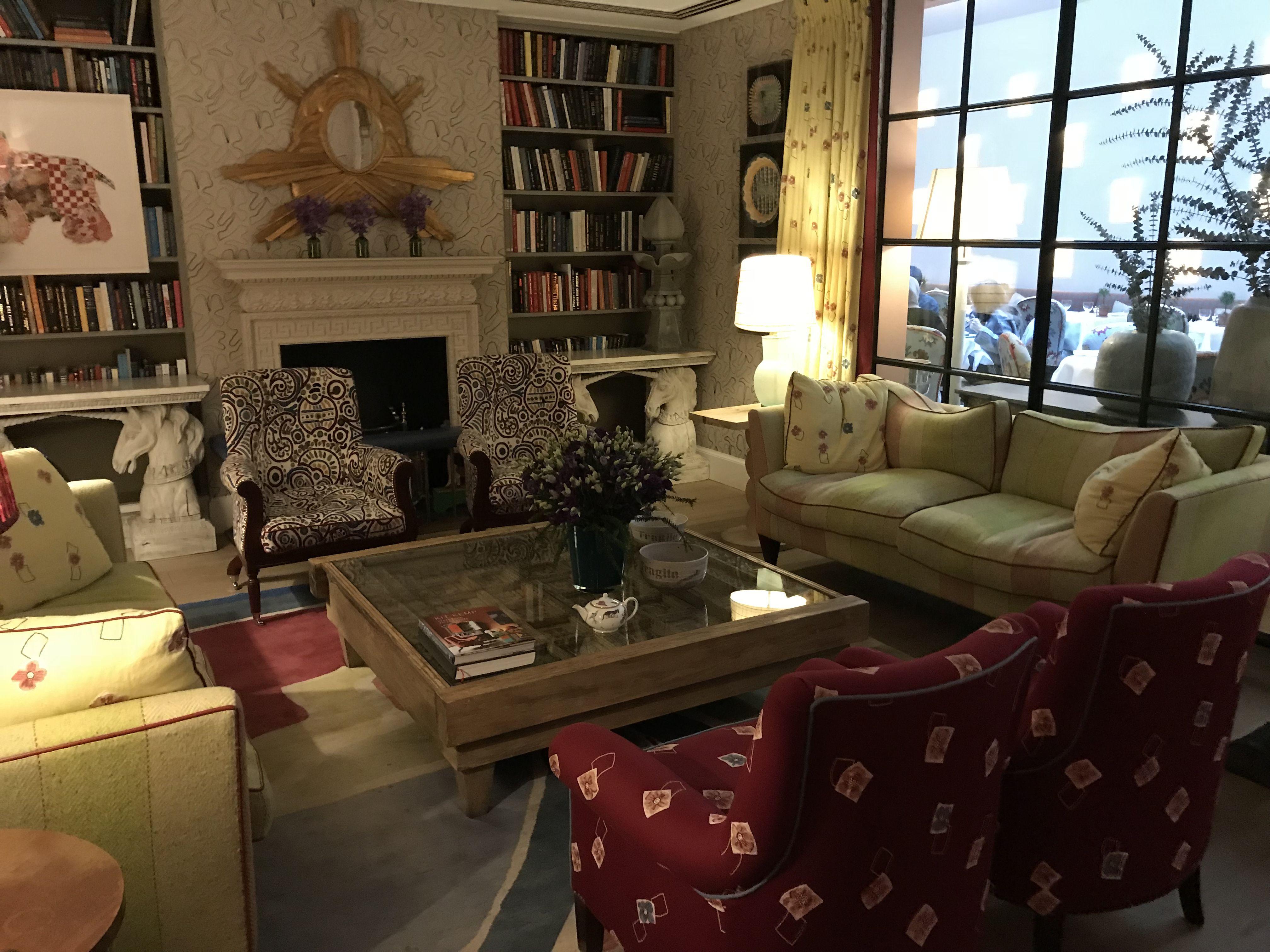 Imagem de Living Rooms, Grand Salons, Reception Rooms por ...