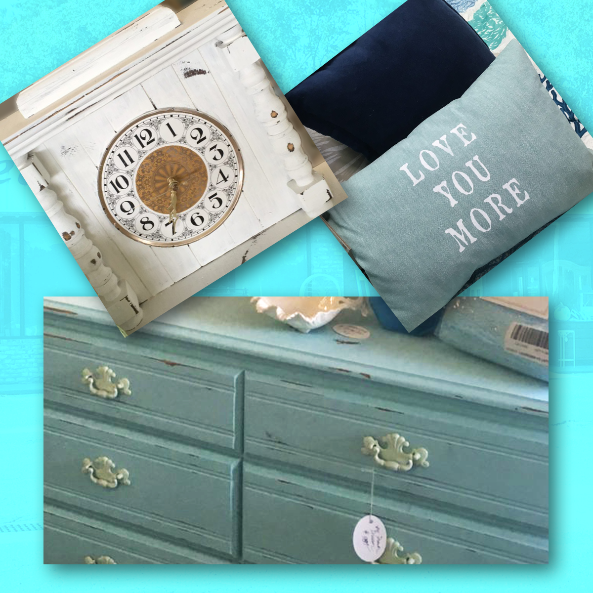 Weasel S Warehouse In Murrells Inlet Sc Offers Beautiful Shabby Chic Furniture Created By