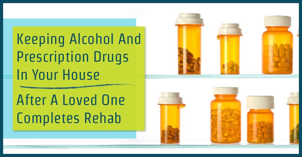 The reality is that drugs and alcohol exist, and while it may be helpful to rid your home of potential relapse triggers, remember that people just leaving rehab are taught ways to avoid relapse, cravings, and maintain a sober lifestyle even after rehab.