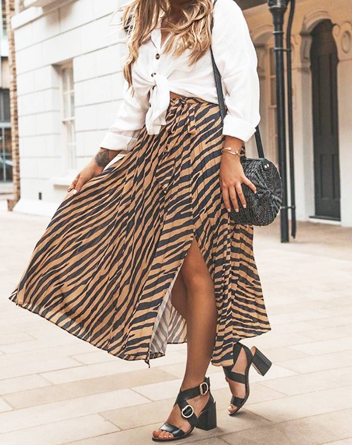 5dedfab90f These 6 Instagram-Famous Skirts Are Taking Over in 2019