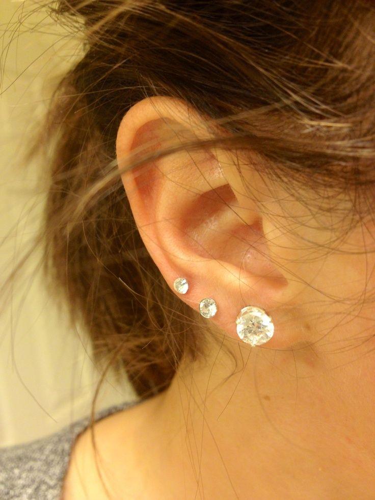Triple Ear Piercing Google Search