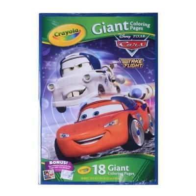 Other Kids Drawing and Painting 160718 Crayola Disney Pixar Cars - new giant coloring pages crayola