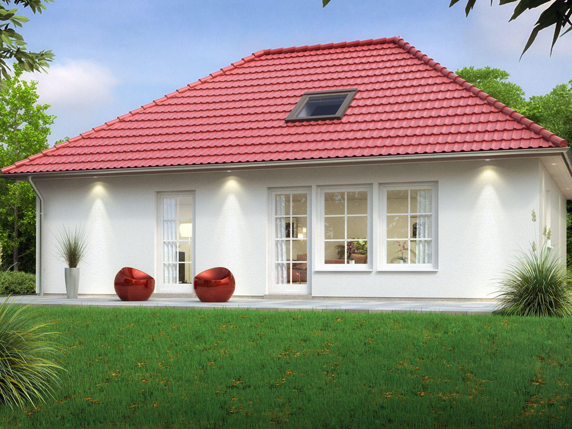 Bungalow SH 80 B plus 40 • Singlehaus von ScanHaus Marlow