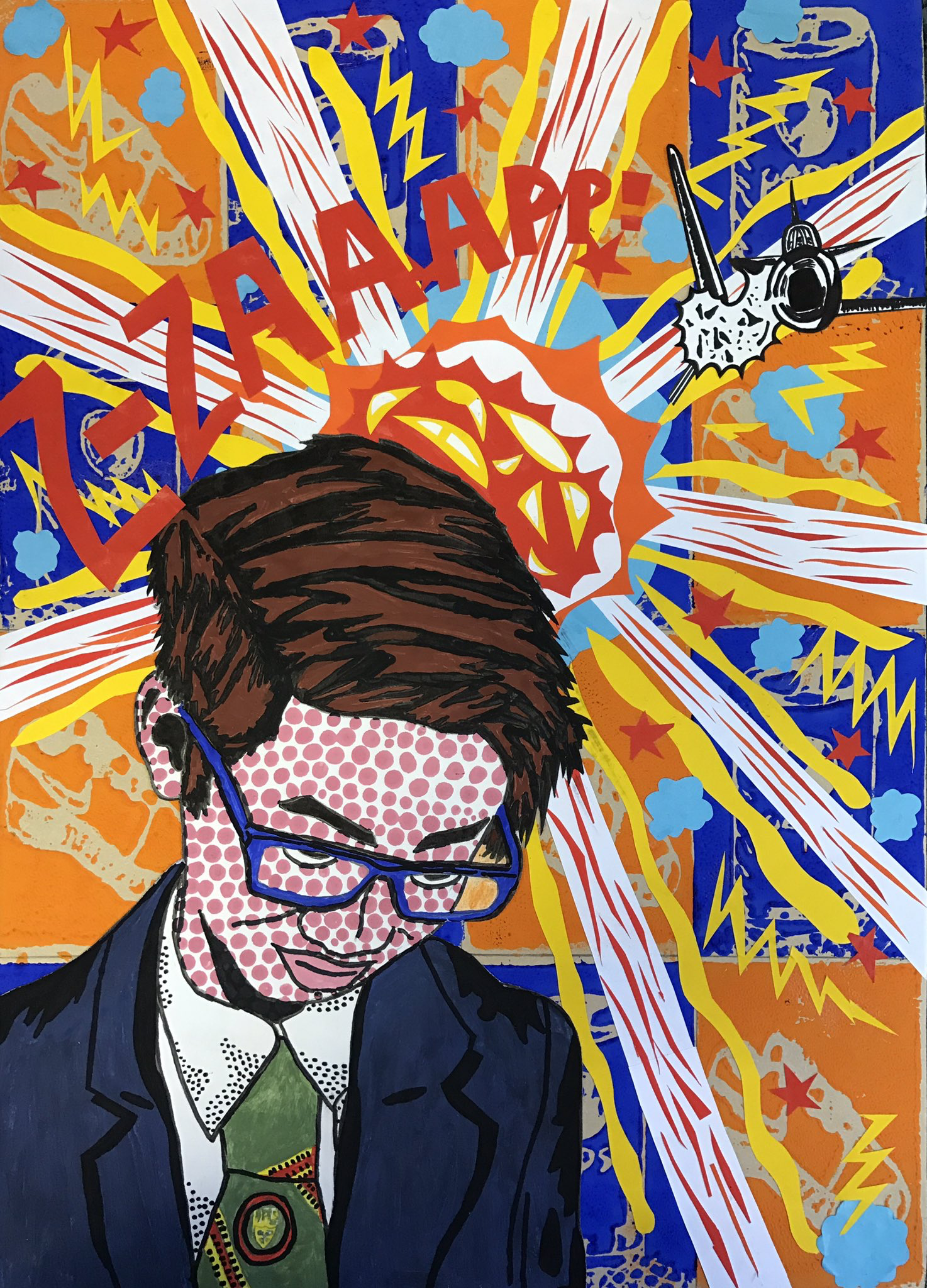 Art Projects For Kids Lichtenstein