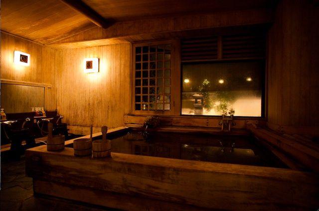 joli hotel ryokan à tokyo