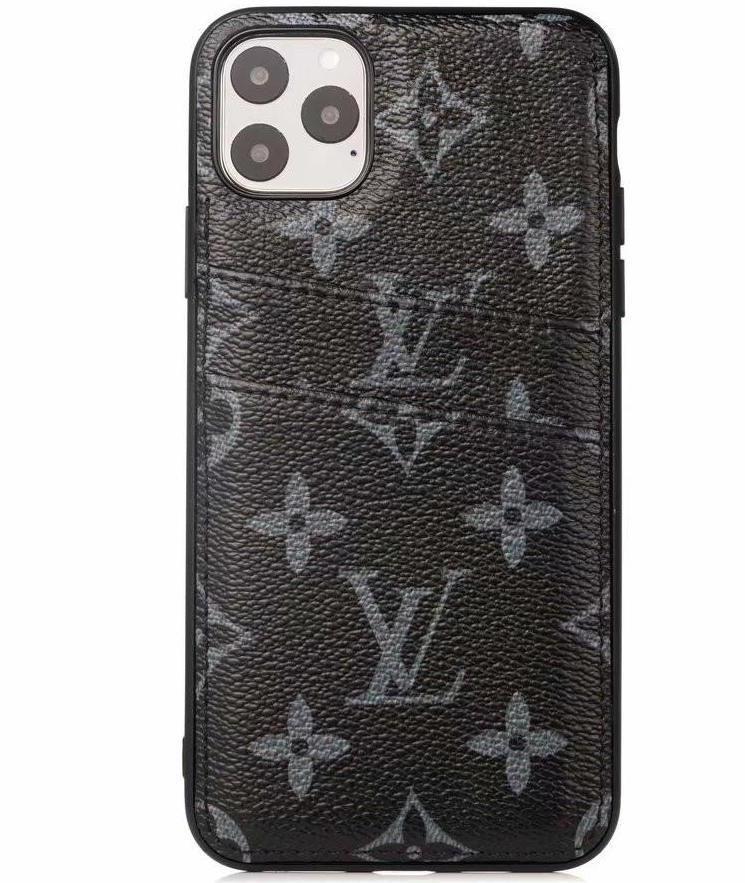 Louis Vuitton Inspired Card Holder Phone Case Monogram Luxpiecesco Card Holder Phone Case Phone Case Monogram Cell Phone Card Holder