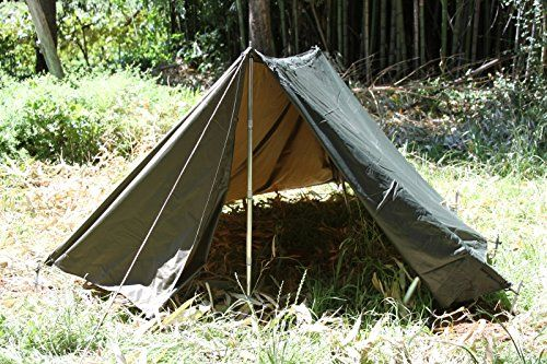 Best C&ing Tents | Army Military Tent Shelter Half Wpoles and StakesArmy Military Tent Shelter Half & Best Camping Tents | Army Military Tent Shelter Half Wpoles and ...