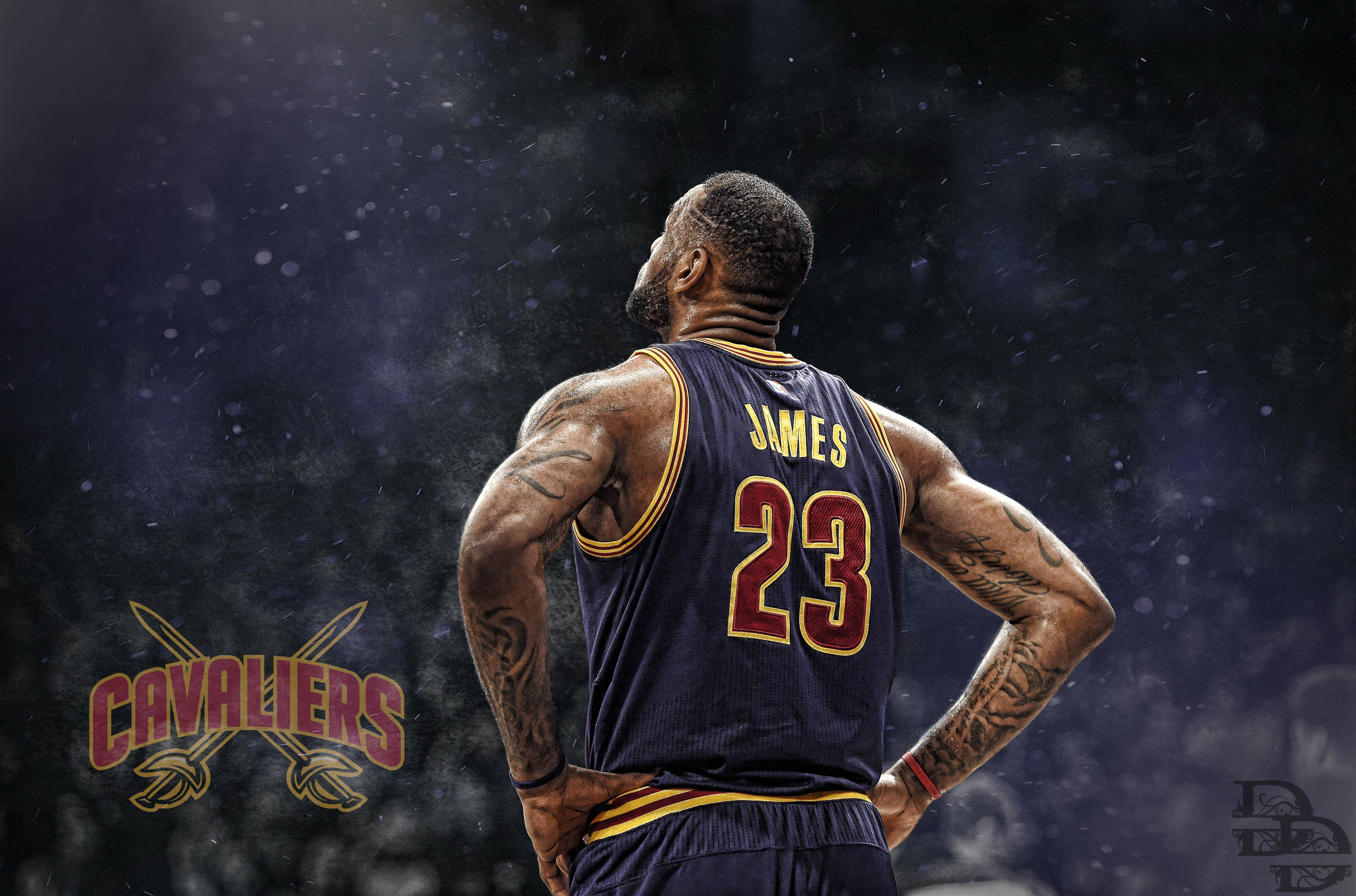 LeBron James Wallpapers Basketball Wallpapers at ...
