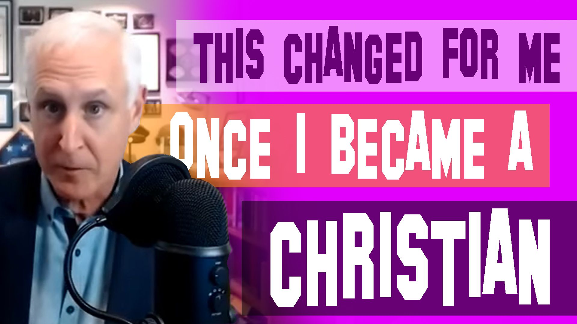 How Did Becoming A Christian Change The Way You Conducted Detective Interviews Video Cold Case Christianity Cold Case How To Become Christian