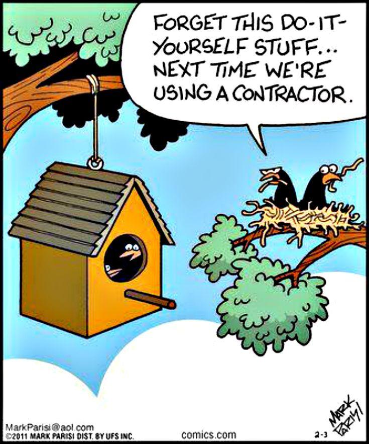 Services Construction Humor Humor Real Estate Fun