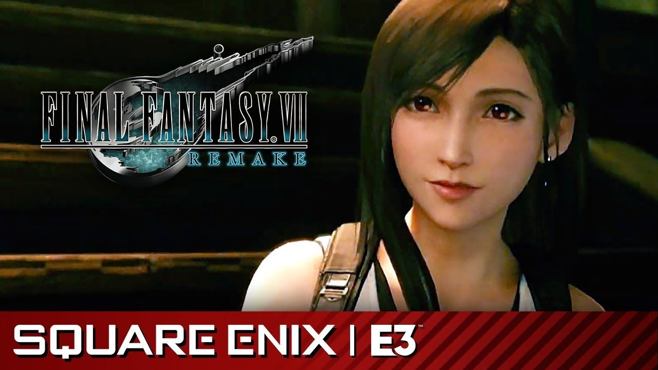 Final Fantasy VII Remake Extended Release Date Trailer