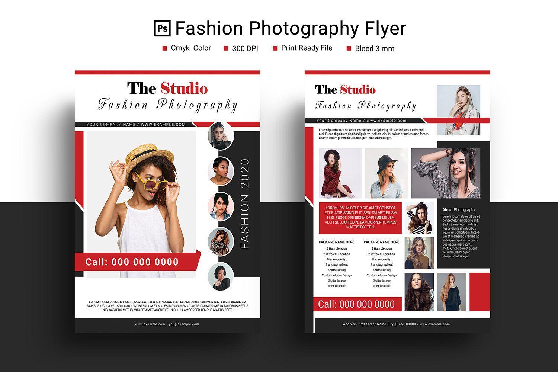 Printable Photography Flyer Template   Photographer ...