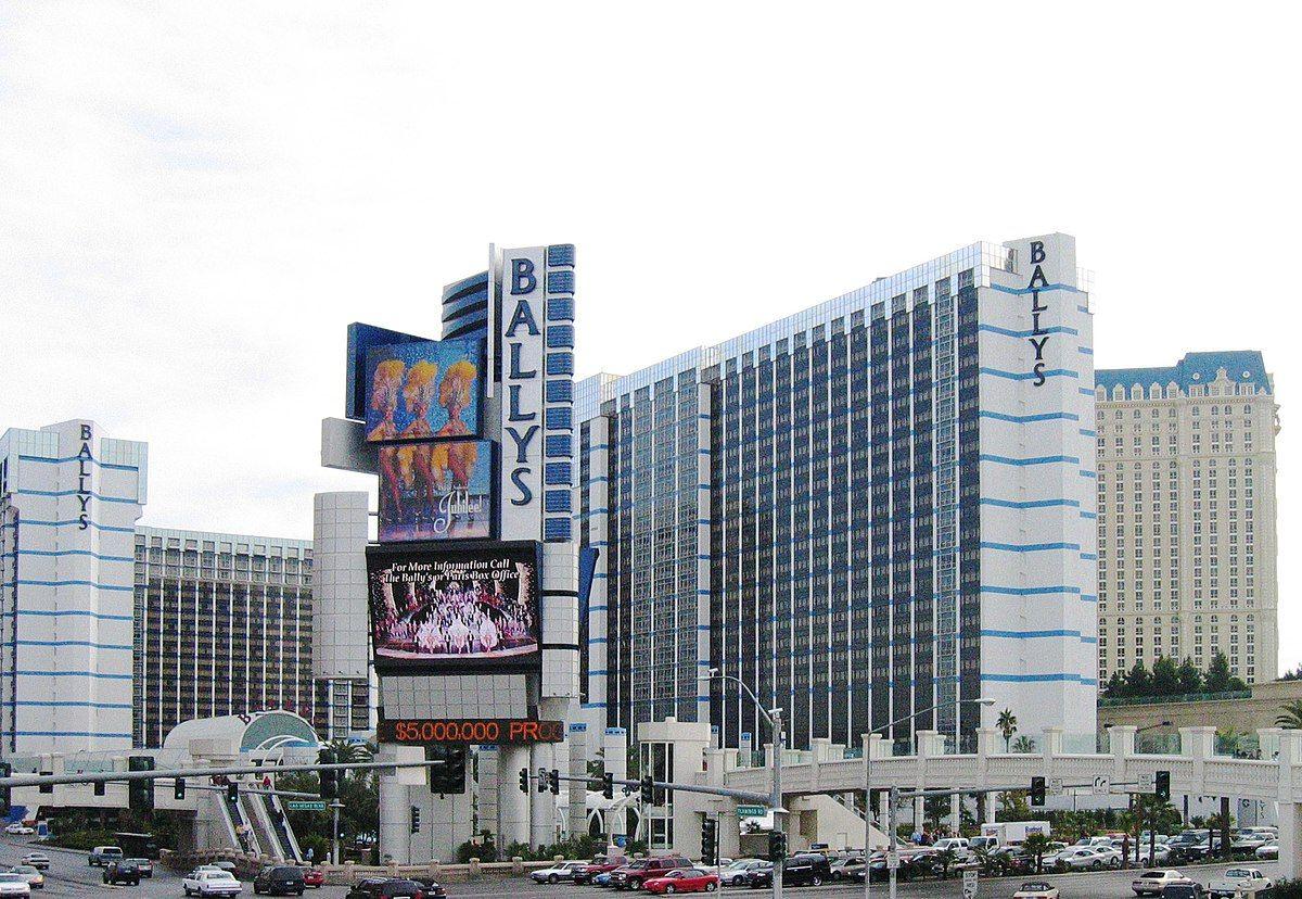 Bally S Las Vegas Wikipedia Ballys Las Vegas Las Vegas Hotels