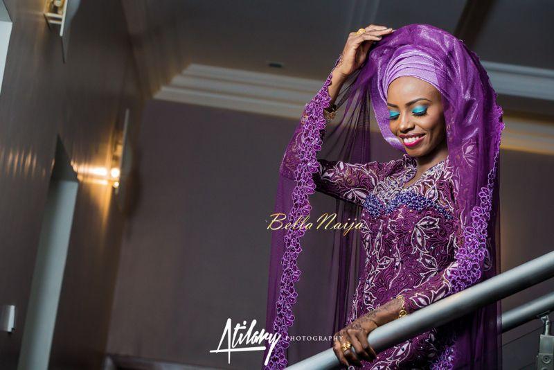 Farida Salisu Yusha'u & Abubakar Sani Aminu | Budan Kai - Hausa Muslim Nigerian Wedding | Atilary Photography | BellaNaija - October 2014 001.862C8425