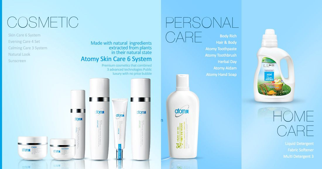 Atomy Korea Beautyhealth Brand Includes Skin Care Health Care