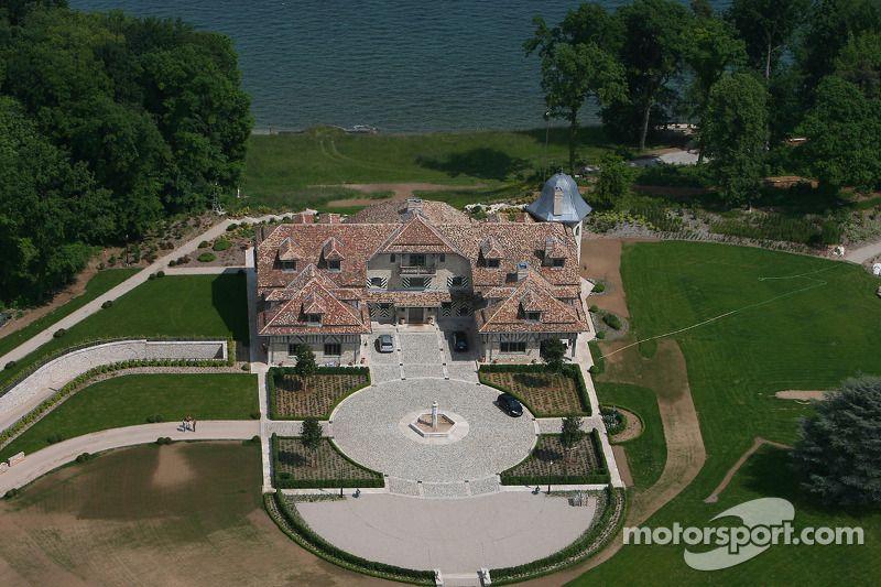 Michael Schumacher S House In Gland Switzerland Michael Schumacher Construction Design Schumacher