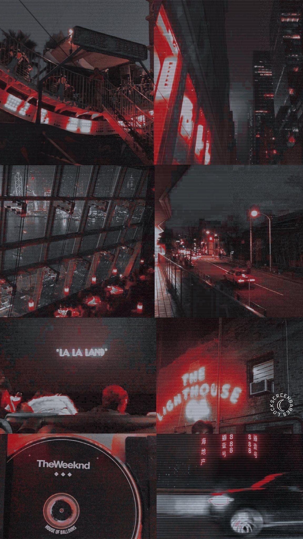 Pin by 𝐅𝐚𝐭𝐢𝐦𝐚. on ʙᴀᴄᴋɢʀᴏᴜɴᴅ. Red aesthetic, Lockscreen