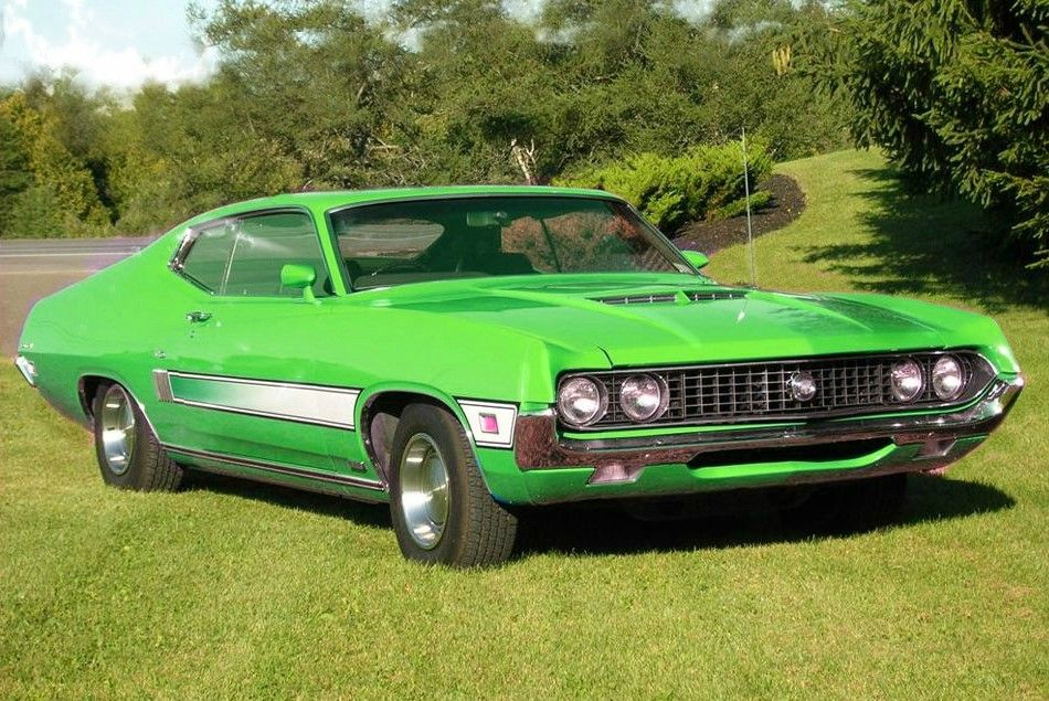 Pin By Michael Bush On Ford Trucks Ford Torino Dream Cars Ford