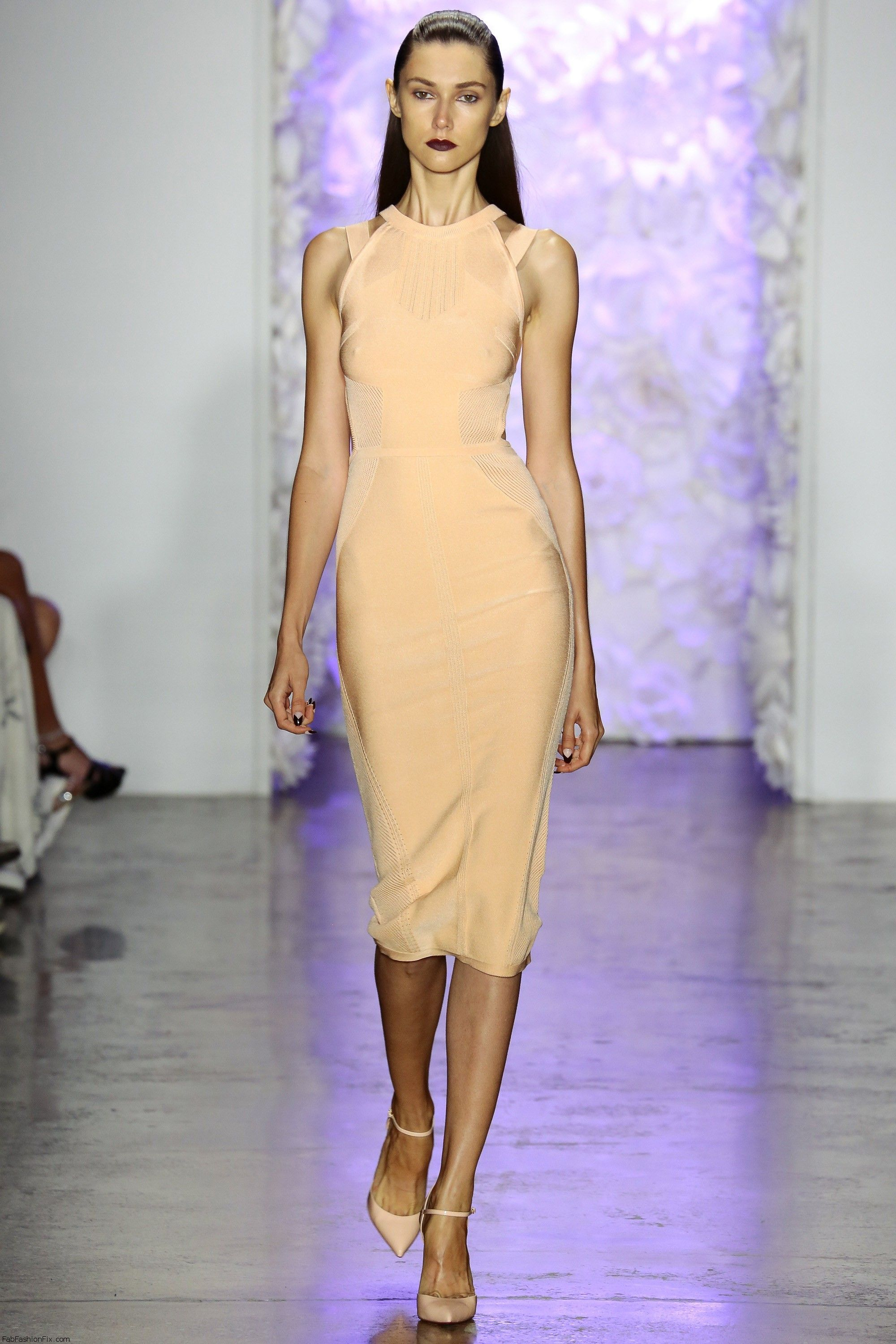 21c238d2ec6 Cushnie et Ochs spring summer 2016 collection - New York fashion week.  nyfw