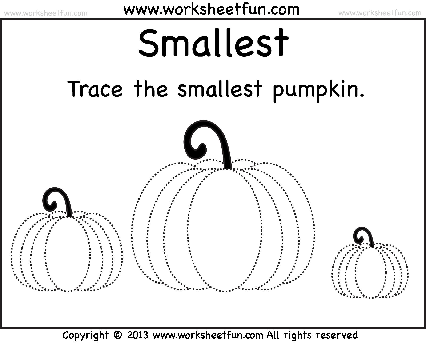 Halloween Pumpkin Smallest Trace Wfun 1