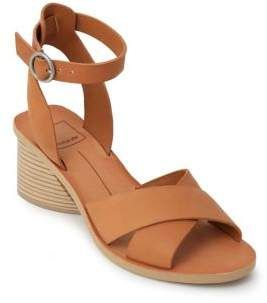 884f22953fc Shop for Dolce Vita Roman Crisscross-Strap Leather Sandals at ShopStyle.com