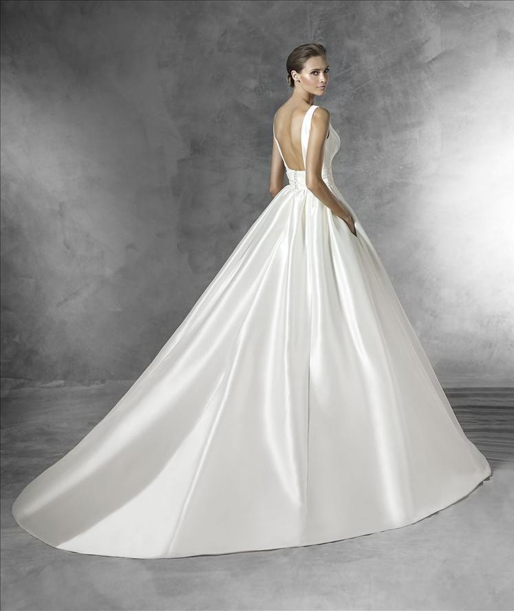 pronovias ~ plaza   bodas vip   pinterest   wedding dress, wedding