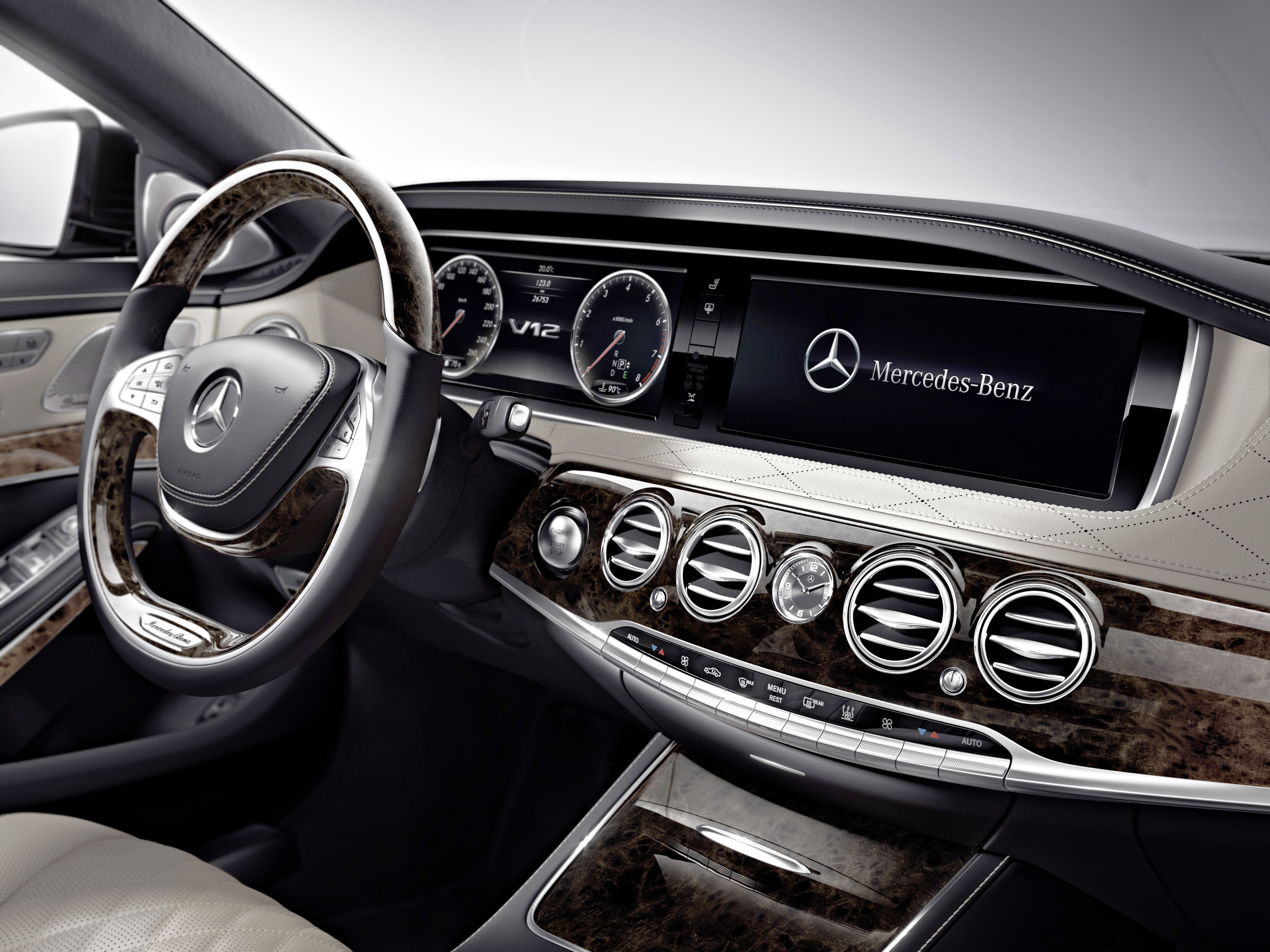 2015 Mercedes Benz S 600 Mercedes Maybach Mercedes Maybach S600 Mercedes Benz