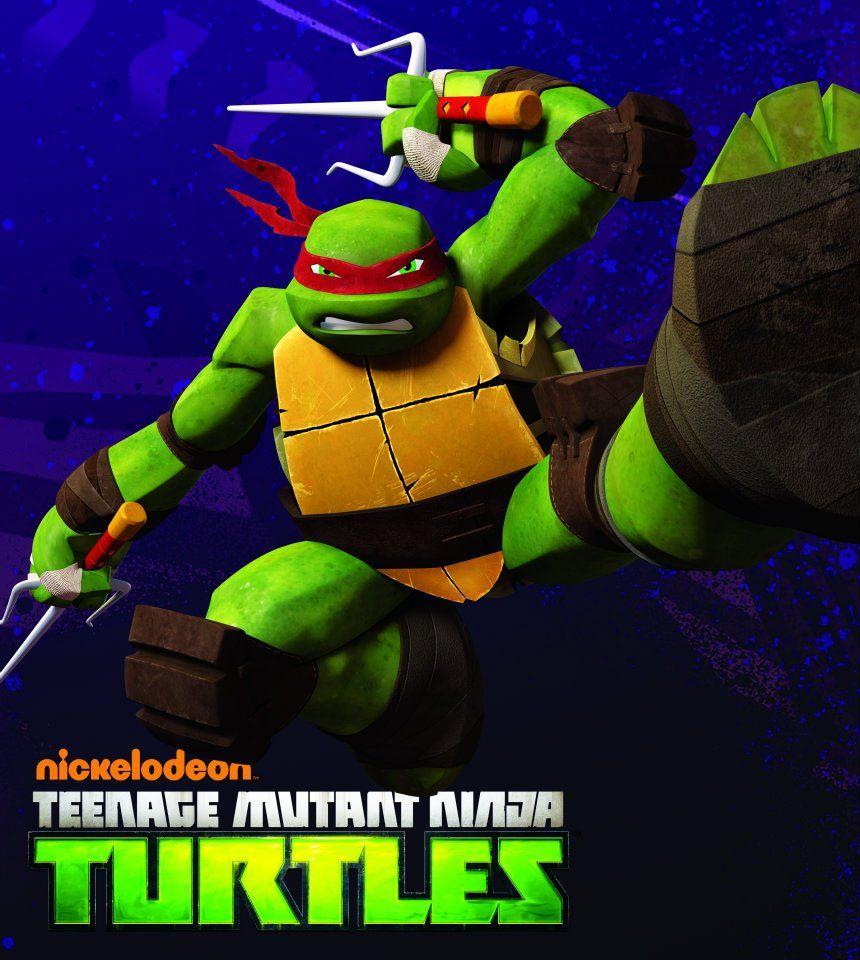 Teenage Mutant Ninja Turtles 2012 - Raph