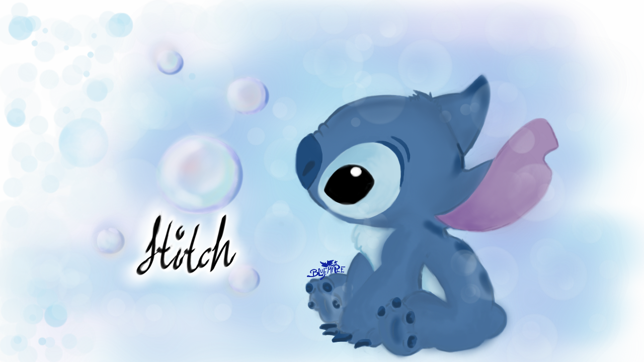 Stitch by Fawnan on DeviantArt Cute stitch, Cute
