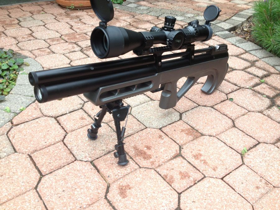 Classifieds Airgun(Kitching): FS: Edgun Matador R2 5