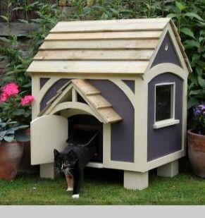 Outdoor Cat House http//buy.vivastreet.co.uk/outdoor