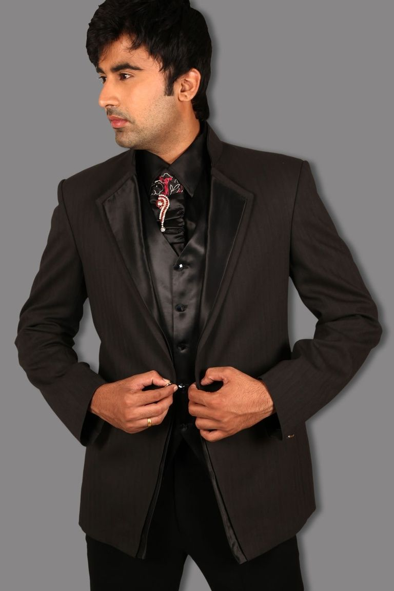 Do you need a tux that shouts fashion and brand from