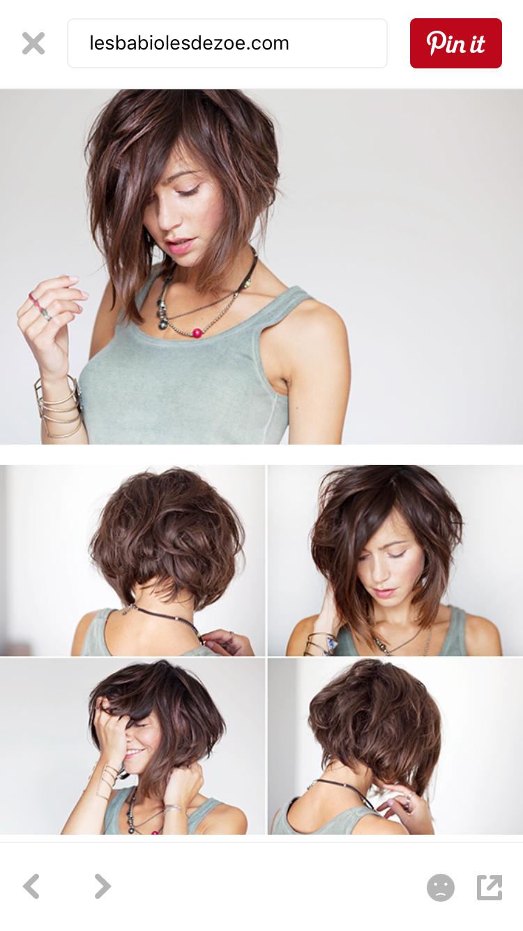 Pin by glori baralt on Short haircuts   Pinterest   Short haircuts ...