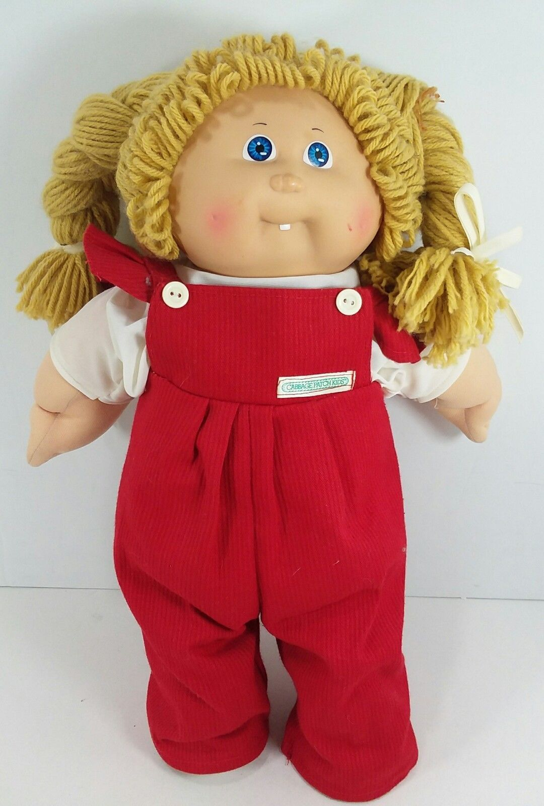 Vintage 1984 Cabbage Patch Kids Doll By Coleco Signed Xavier Roberts No Shoes Vintage Cabbage Patch Dolls Cabbage Patch Kids Cabbage Patch Kids Dolls