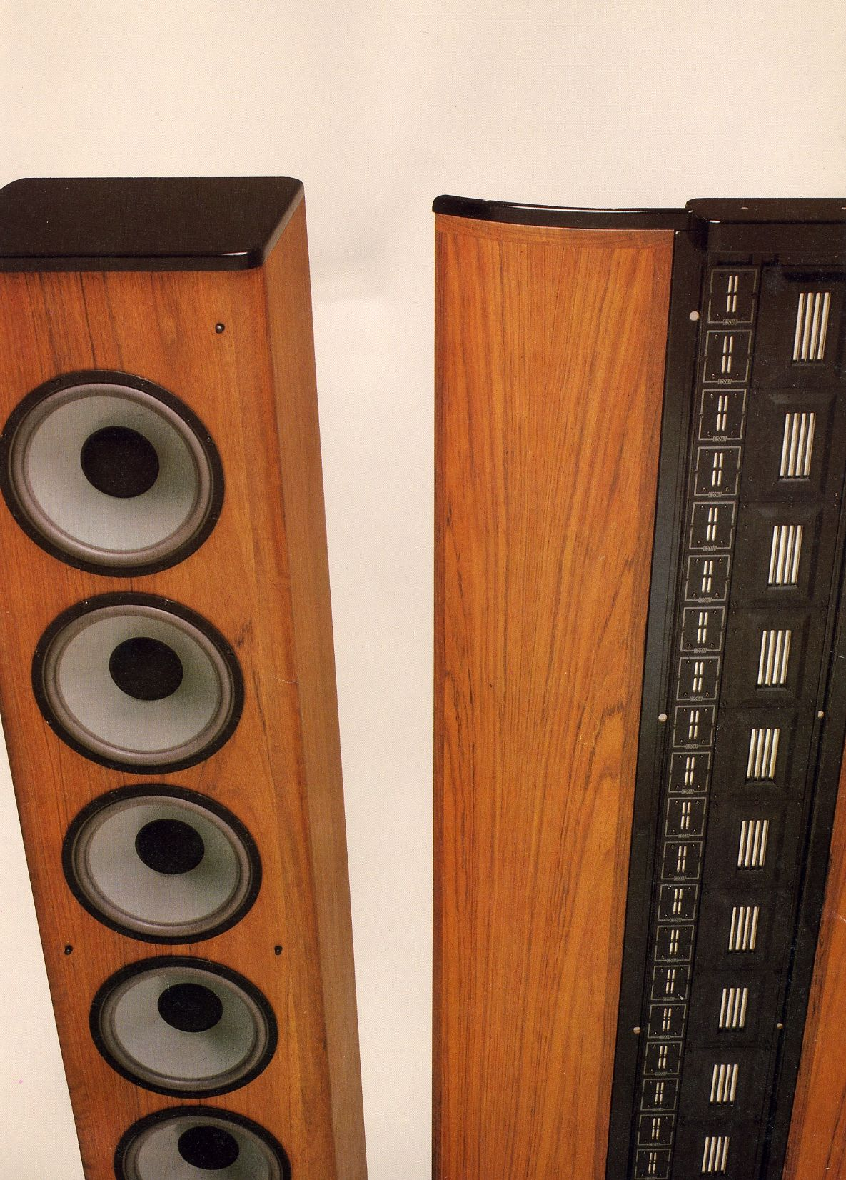 Bobbyshreds Vintage Infinity Speaker Page Home Speakers In 2019