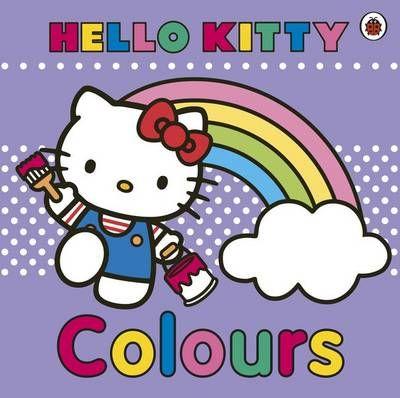 Hello kitty : colours. Ladybird, 2012