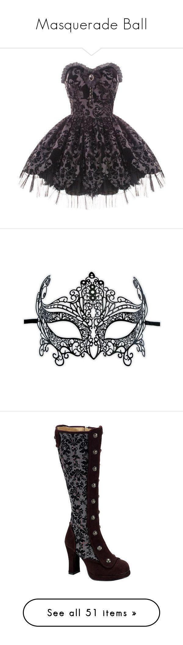Cool gothic dresses masquerade ball cool fashion pinterest