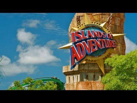 Islands Of Adventure Vlog! at Universal Orlando Resort