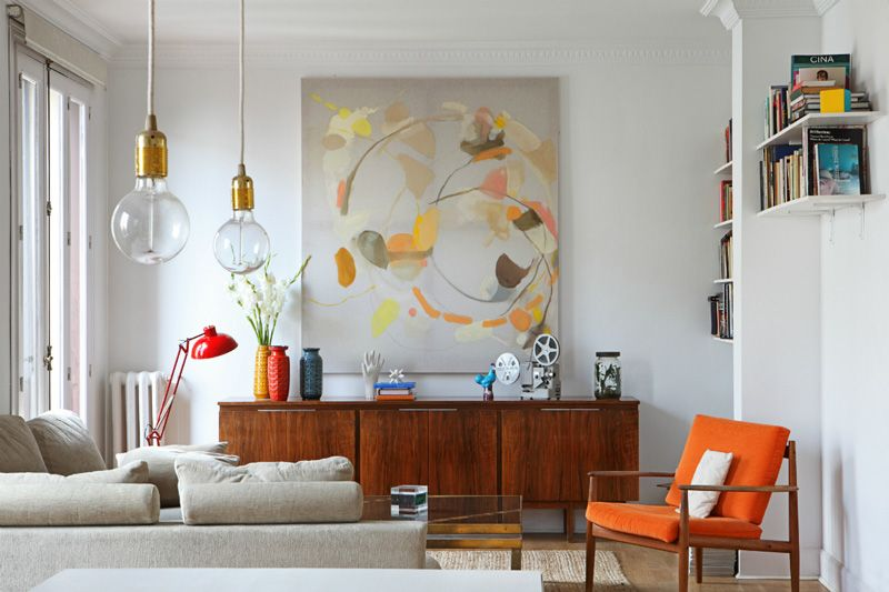 How To Add The Wow Factor Through Modern Wall Art Decor