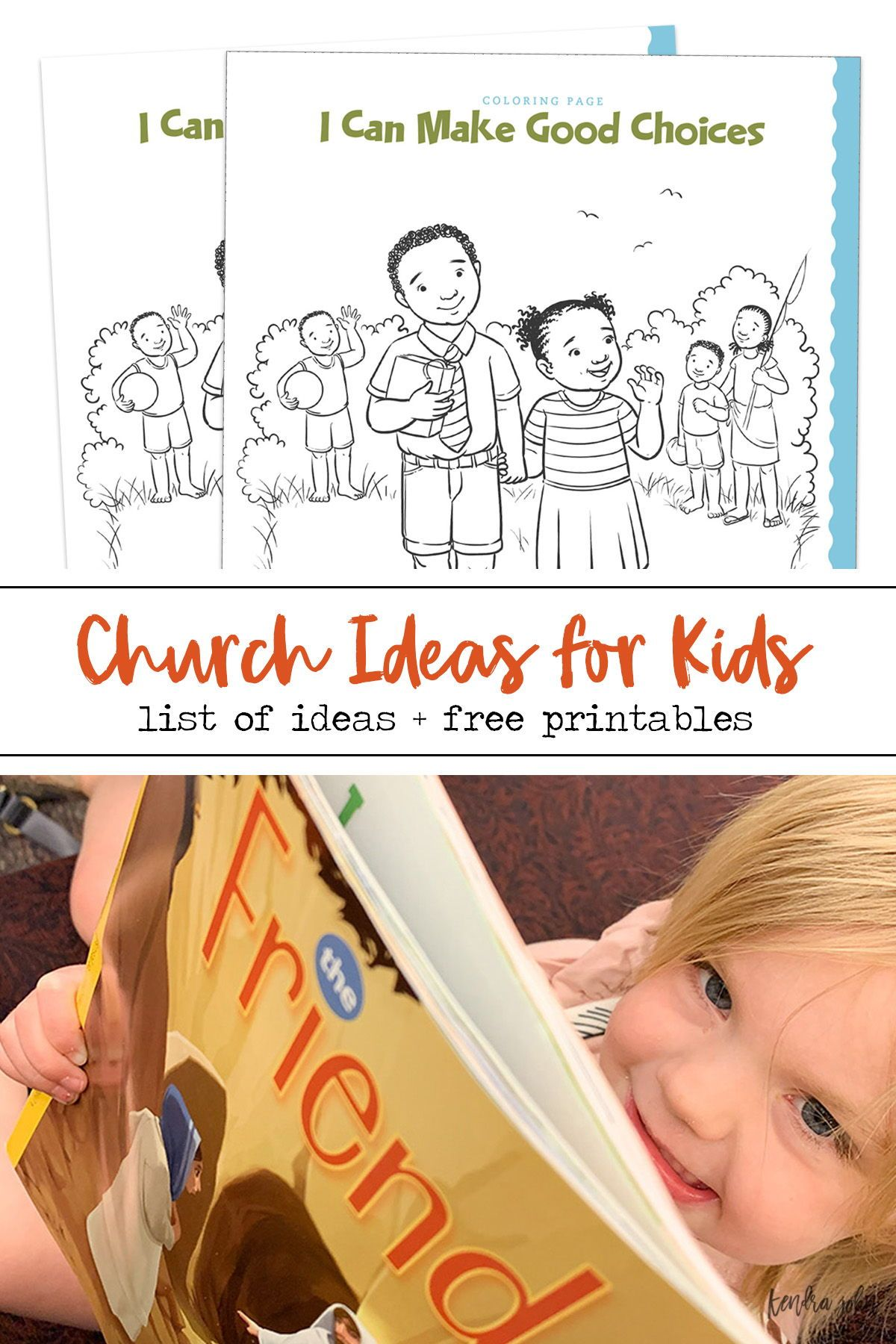 Church Ideas For Kids Activites And Free Printables